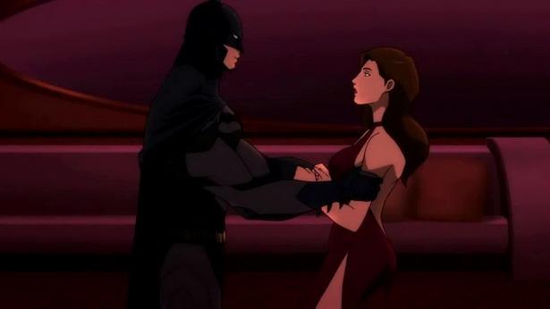 Batman & Talia